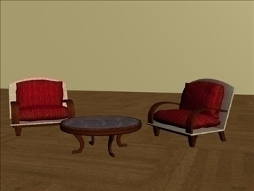 Armchair 3d model buy armchair 3d model flatpyramid Buy model home furniture online