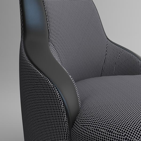 krēsls un dīvāns 3d modelis max fbx faktūra obj 120986