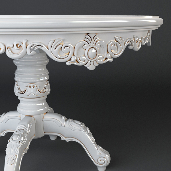 Baroque Style Table and Chairs ( 249.04KB jpg by ComingSoon )