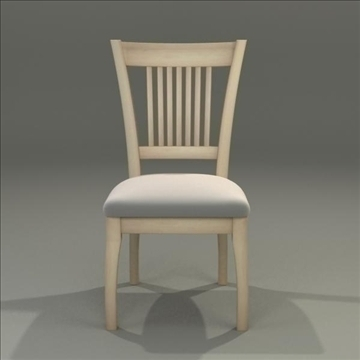 Chair 3d model buy chair 3d model flatpyramid Buy model home furniture online