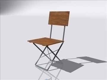 chair a 3d model 3ds max obj 112107