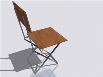 chair a 3d model 3ds max obj 112109