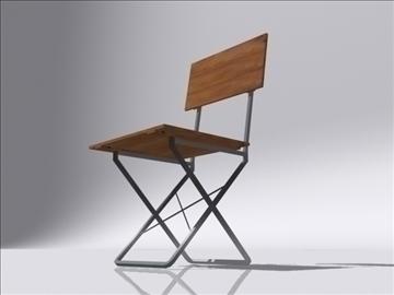 chair a 3d model 3ds max obj 112110