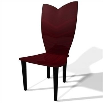 chair.zip 3d model 3ds dxf fbx c4d obj 83703