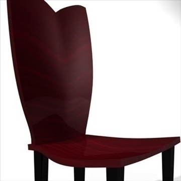 chair.zip 3d model 3ds dxf fbx c4d obj 83704