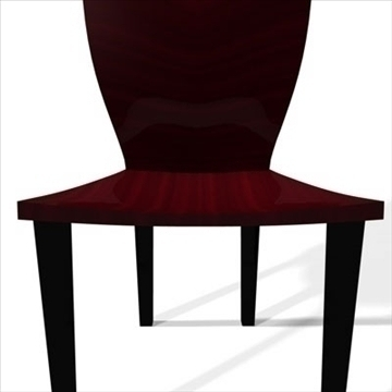 chair.zip 3d model 3ds dxf fbx c4d obj 83705