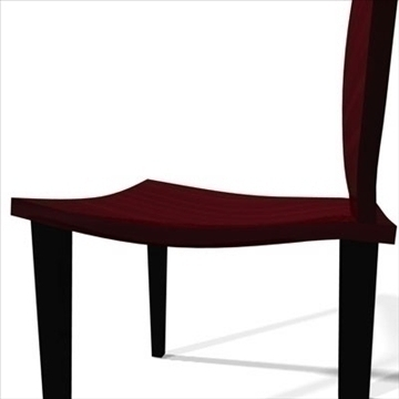 chair.zip 3d model 3ds dxf fbx c4d obj 83706