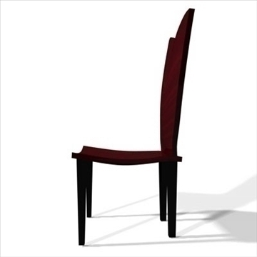 chair.zip 3d model 3ds dxf fbx c4d obj 83707