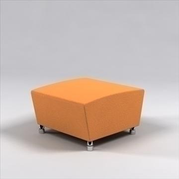 configuri chair 3d model 3ds max dxf 110052