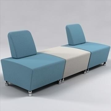 konfigurācijas krēsls 3d modelis 3ds max dxf 110053