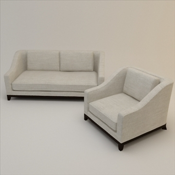 Designer fabric seating set ( 60.93KB jpg by robkius )