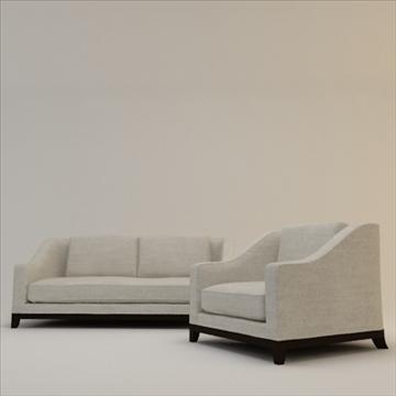 Designer fabric seating set ( 58.48KB jpg by robkius )