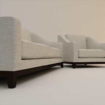 Designer fabric seating set ( 65.58KB jpg by robkius )