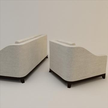 Designer fabric seating set ( 60.58KB jpg by robkius )