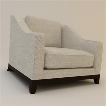 Designer fabric seating set ( 69.97KB jpg by robkius )