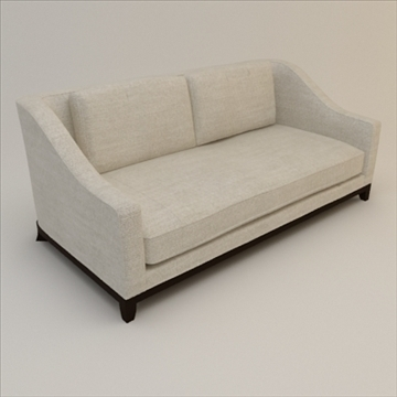 Designer fabric sofa ( 63.29KB jpg by robkius )