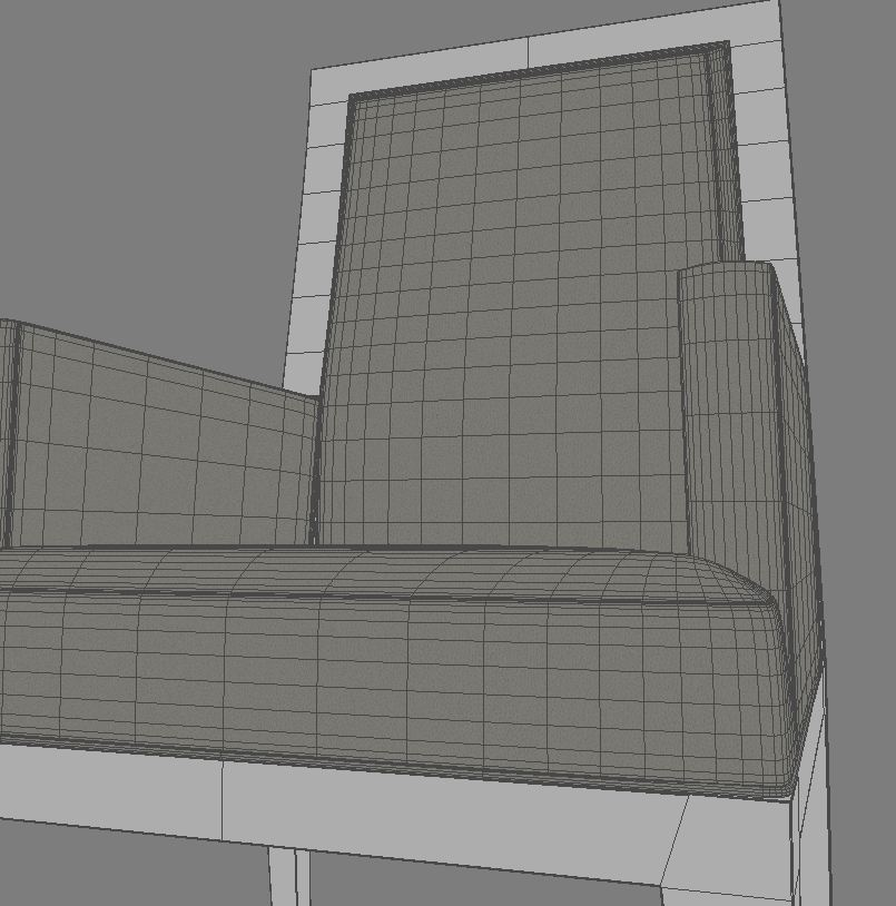 dining armchair 3d model 3ds max dxf fbx obj 114943