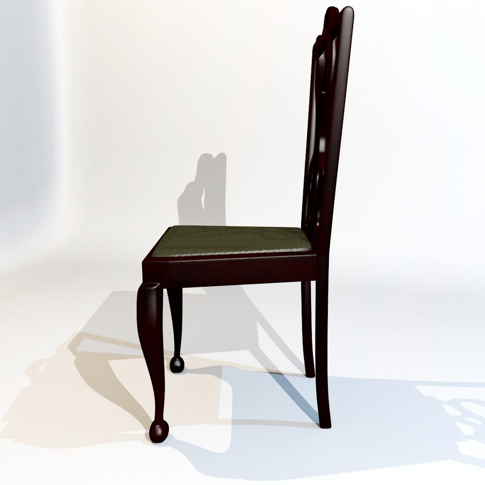 karrige ngrënie të vendosur 3d model fbx përzierje me xhami 118644