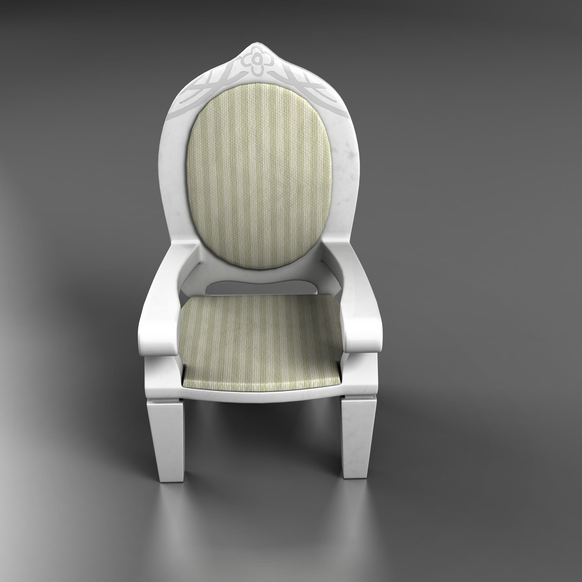 dolls pushchair 3d model 3ds max fbx ma mb obj 157397