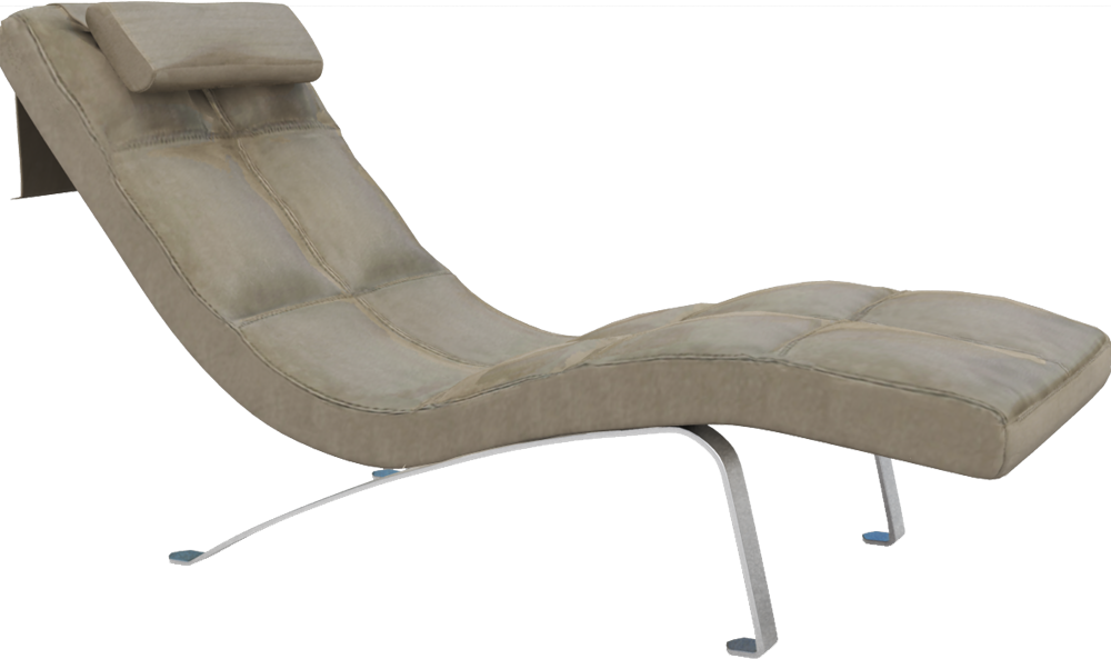 duvivier edonis 168 lounger chaise longue 3d model 3ds max dxf 3dm drugi png skp obj 109951