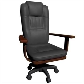 izpildvaras krēsls 3d modelis max 86316