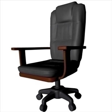 executive chair 3d model max 86318
