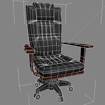 executive chair 3d model max 86319
