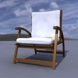 share this 3d model - Garden Furniture 3d Model