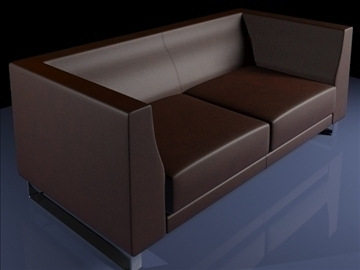 ginevra sofa 2 2009 3d model max dwg fbx obj 92234