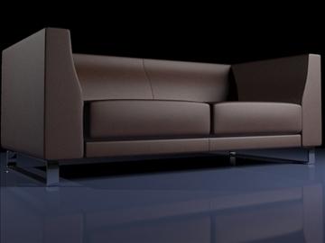 ginevra sofa 2 2009 3d model max dwg fbx obj 92235