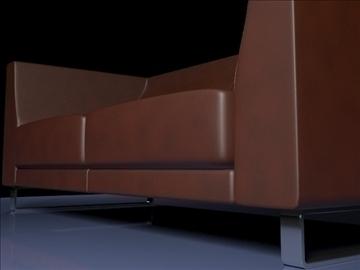 ginevra sofa 2 2009 3d model max dwg fbx obj 92236