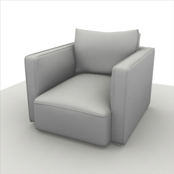 soffa glôb model 3d 3ds max 80315