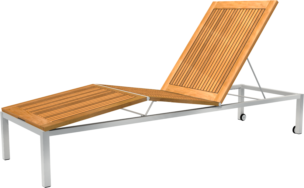 gloster nexus lounger 3d model 3ds max dxf dwg 3dm png skp obj other 109969