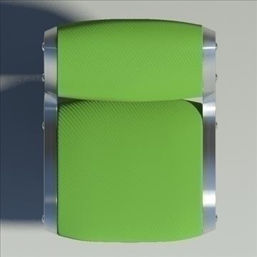 gluon armchair 3d model 3ds max dwg fbx obj 91176