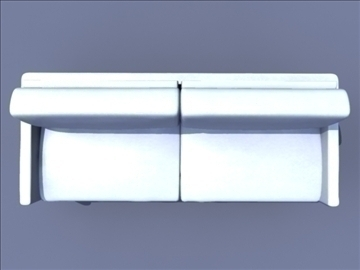 household sofa 3d model ma mb obj 82939