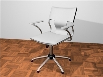 office chair – #2 3d model 3ds max wrl wrz obj 109062