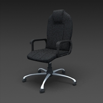 office chair 3d model max 100605