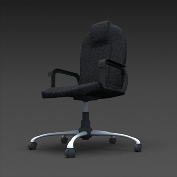 office chair 3d model max 100606