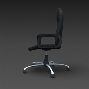 office chair 3d model max 100608