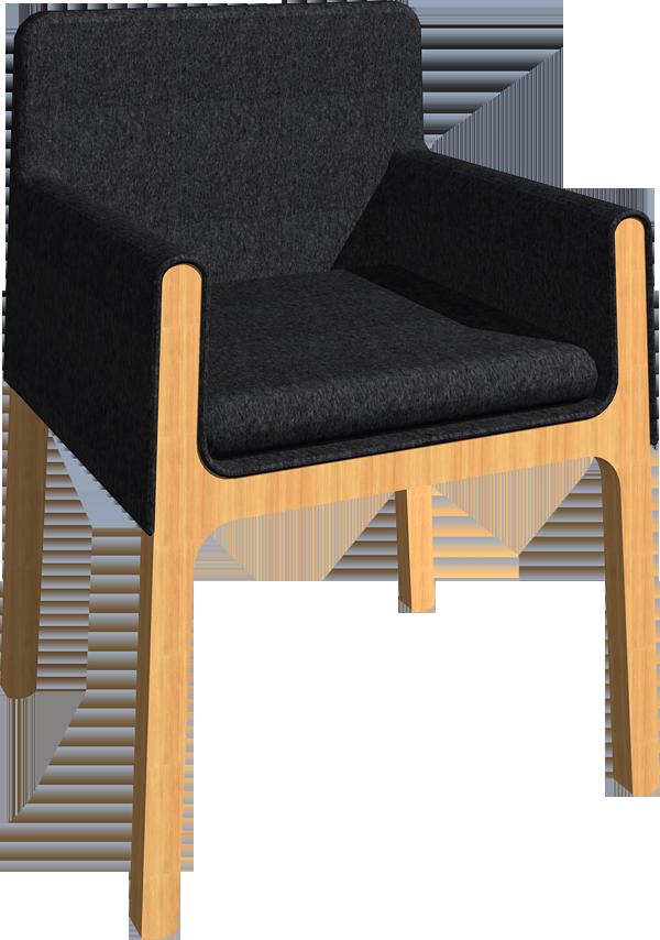 Xanun h koltuğu 3d modeli 3ds max dxf dwg 3dm digər png skp obj 109963
