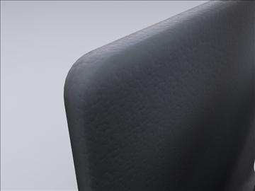 realan kuhinjski stol i stolice 3d model 3ds max fbx obj 93024