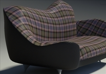 saula marina cloth 3d model 3ds max fbx obj 91434