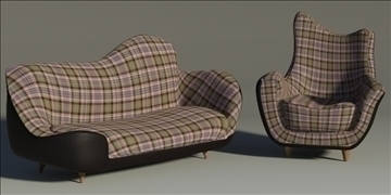saula marina cloth composition 3d model 3ds max fbx obj 109771