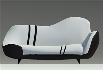 saula marina leather line 3d model 3ds max fbx obj 91427