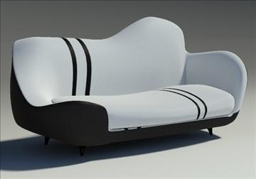 saula marina leather line 3d model 3ds max fbx obj 91428