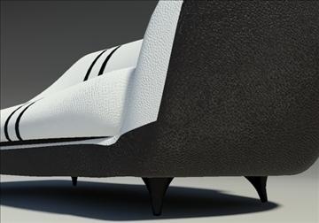 saula marina leather line 3d model 3ds max fbx obj 91430