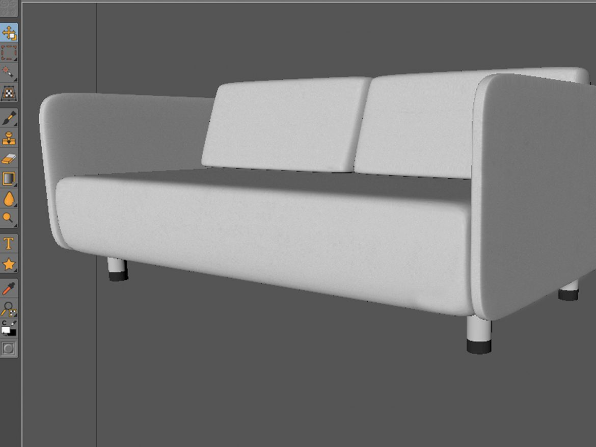 White couch ( 343.09KB jpg by mikebibby )