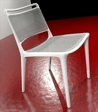 "Yang chair White in 3dsmax 2008great model poligonal Rendering in mental ray 3.6 material arch e design.The materials have been created to work in conjunction with the FG for and GIto simulate a correct global illumination. <a class=""continue"" href=""https://www.flatpyramid.com/3d-models/furniture-3d-models/home-office-furniture/chair/yang-white/"">Continue Reading<span> Yang white</span></a>"