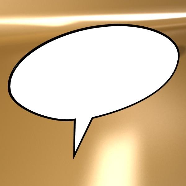 9 ярианы цуглуулгатай бөмбөлөгүүд. 3d загвар 3ds max fbx obj 132148