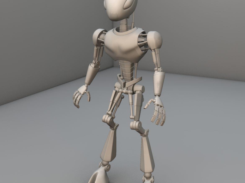 CPKB Robot Rigged ( 428.05KB jpg by Nemo1897 )